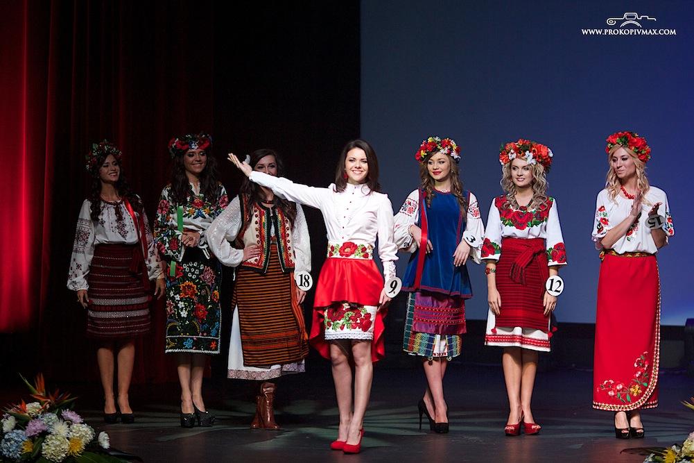Міс Українська Діаспора_Miss Ukrainian Diaspora 2013